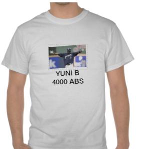 YUNI SHIRT